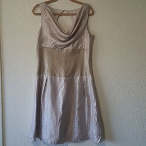 Adrianna Papell Evening Rayon Plus Size Dress